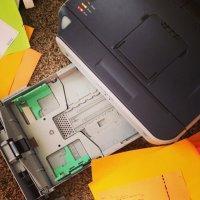 części drukarki