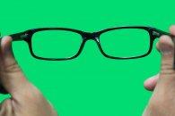 Okulary, wzrok