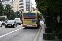 reklama na autobusie